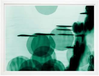 Beach Lane Emerald Isle Framed Print, 60x80cm