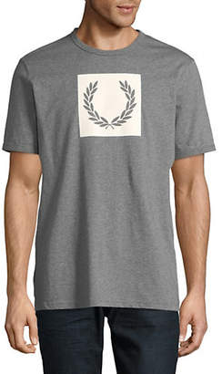 Fred Perry Cotton T-Shirt