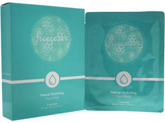 Freeze 24-7 7 Intense Hydrating Face Mask Gel Mask 236.0 ml Skincare