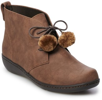 Hush Puppies Soft Style By Soft Style by Jinger Women's Ankle Boots