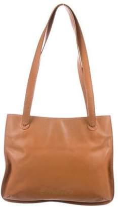 Chanel Logo Shoulder Bag