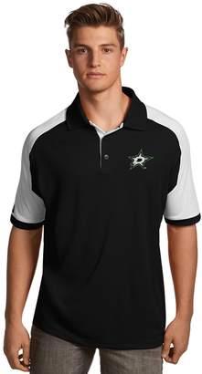 Antigua Men's Dallas Stars Century Polo
