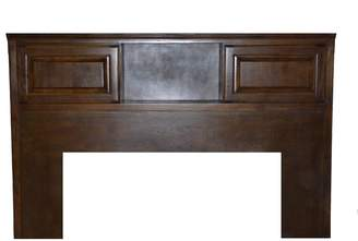 Forest Designs Traditional Queen Bookcase Headboard: 42W x 42H x 12D