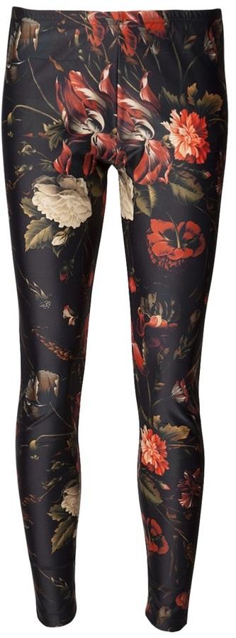 Givenchy floral legging