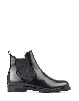 Edward Meller Unbowed Chelsea Boot With Studded Sole