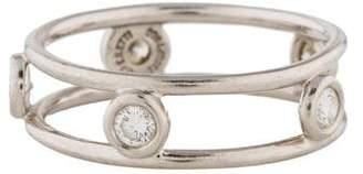 Tiffany & Co. Platinum Diamonds by the Yard Band