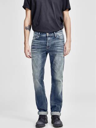 Jack and Jones Men Regular Fit Clark Jeans