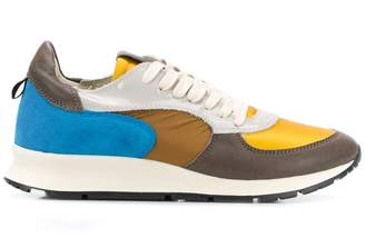 Philippe Model colour-block sneakers