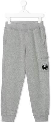 C.P. Company Kids elasticated-waist sweatpants