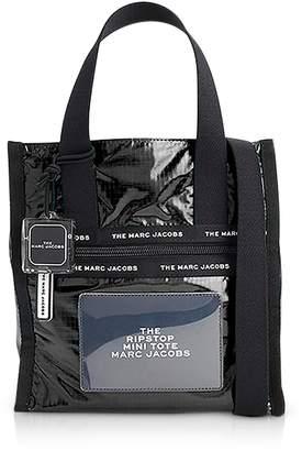 cd5d033ce1f5 Marc Jacobs The Ripstop Black Nylon Mini Tote