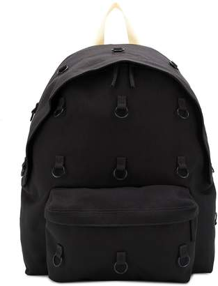 Raf Simons Eastpak x ring embellished backpack