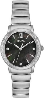 Bulova Women's Diamond Collection Bracelet Watch, 28mm - 0.07 ctw