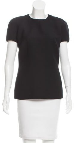 Bottega Veneta Bottega Veneta Wool Structured Top