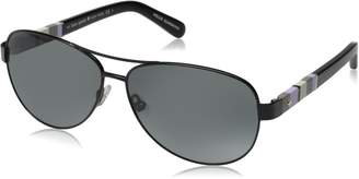 Kate Spade Women's Dalia Aviator Sunglasses