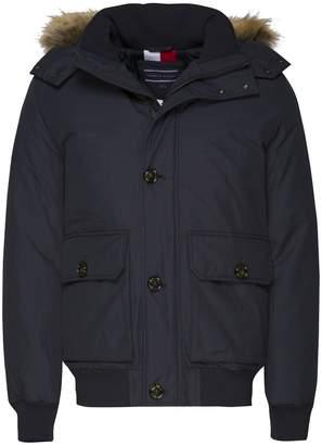 Tommy Hilfiger Short Hooded Winter Jacket