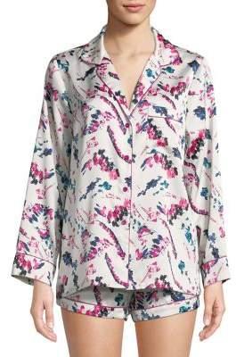 Sam Edelman Floral-Print Pajamas