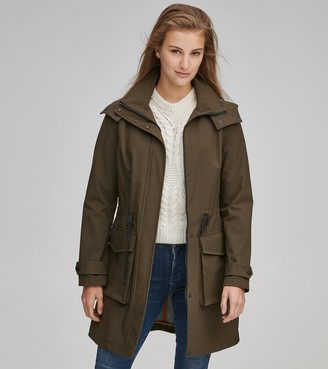Andrew Marc MEADOMERE BONDED JERSEY JACKET