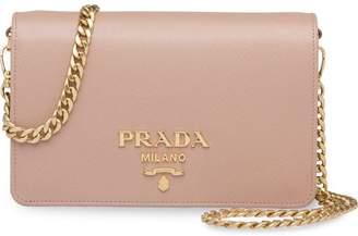 930aef8db756 Prada(プラダ) ピンク レディース ショルダーバッグ - ShopStyle ...