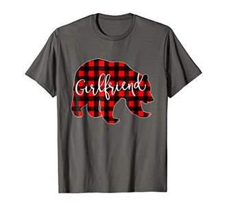 Buffalo David Bitton Girlfriend Bear Check Shirt Matching Pajama Family T
