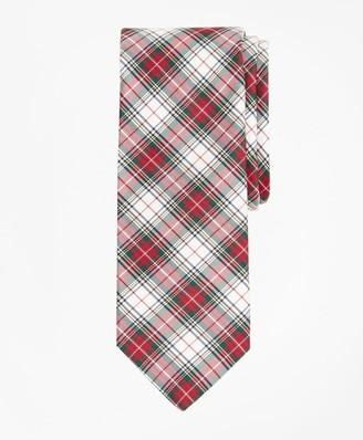 Brooks Brothers Dress Stewart Tartan Tie