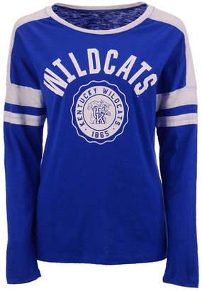 Top of the World Women's Kentucky Wildcats Varsity Long Sleeve T-Shirt