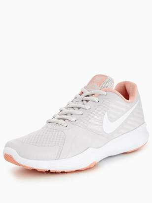 Nike City Trainer - Grey/Pink