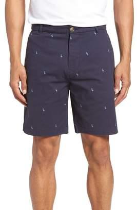 Tailorbyrd Barlow Bird Regular Fit Chino Shorts