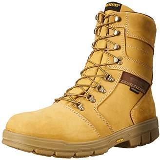 Wolverine Men's Barkley 8 inch Waterproof Work Boot