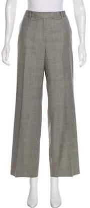 Brooks Brothers Printed Wool Pants