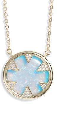 Melinda Maria Tessa Opal Necklace