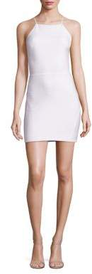 Elizabeth and James Lane Cutout Zipper Dress