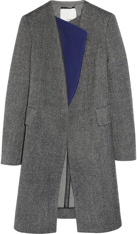 3.1 Phillip Lim Wool-blend twill coat
