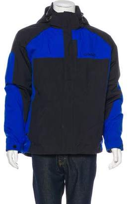 Spyder Hooded Insulation Jacket