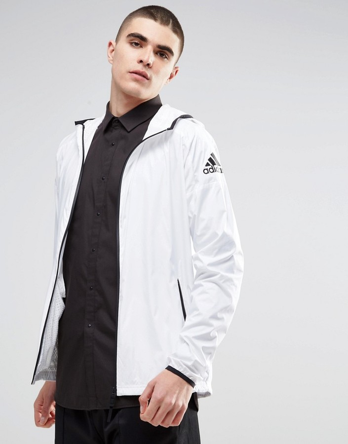 adidas Originals Adidas ZNE Windbreaker Jacket AZ9979