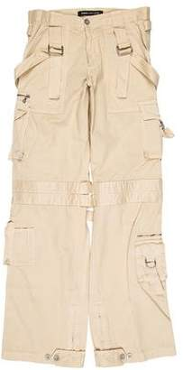 Versace Relaxed Cargo Pants w/ Tags