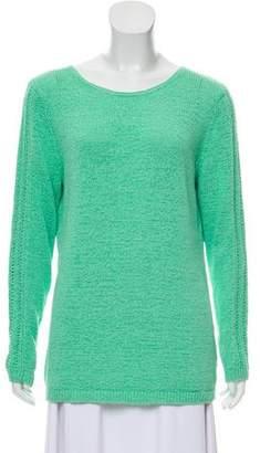 Rachel Zoe Long Sleeve Knit Sweater