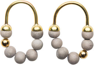 "Klaylife Clay Bead Earrings ""Zola"""