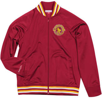 Mitchell & Ness Men Cleveland Cavaliers Top Prospect Track Jacket