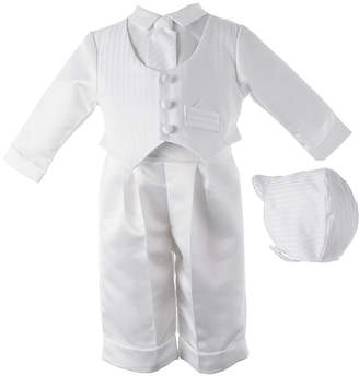 Keepsake Satin Christening Pants Set - Boys newborn-24m