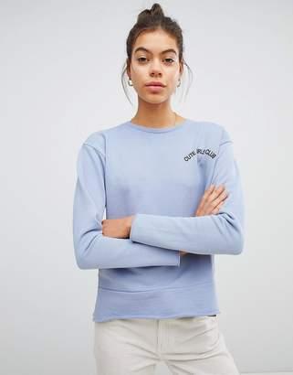 Blend She Warsa Print Sweater