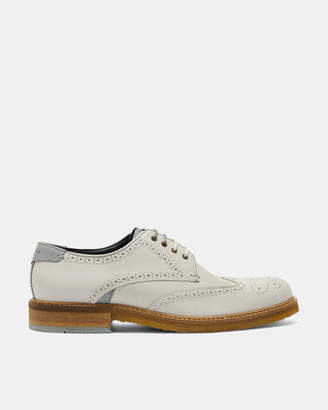 Ted Baker PRYCCE Leather Derby brogues