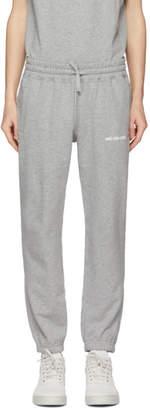 Camper Aime Leon Dore Grey Logo Lounge Pants