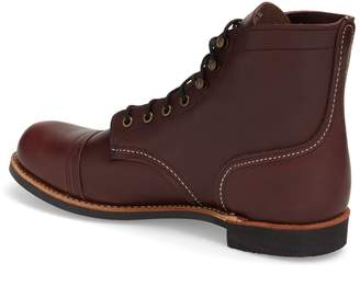 Red Wing Shoes Iron Ranger Cap Toe Boot