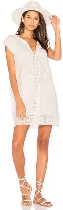 Soft Joie Hime Dress in White $188 thestylecure.com