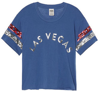 Victorias Secret Shrunken Tee $36.95 thestylecure.com
