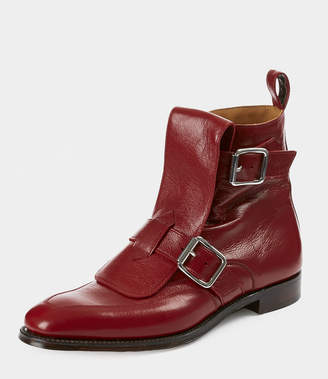 Vivienne Westwood Seditionary Punk Boots Red
