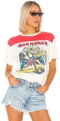 Daydreamer X REVOLVE Iron Maiden Devil Puppet Varsity Tee