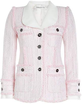 Alessandra Rich Tweed Jacket