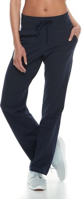 Tek Gear Petite Patch Pocket Sweatpants
