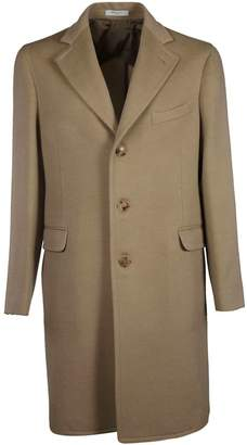 Boglioli Single Breasted Coat